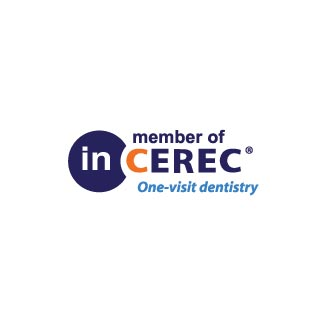 We are a member of inCEREC One-visit dentistry