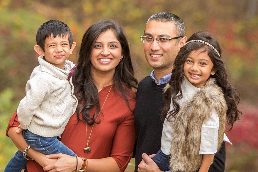 Sitaram Family Fall 2015